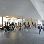 Ort der Begegnung im Bildungszentrum Tor zur Welt.