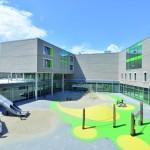 Spielhof im Bildungszentrum Tor zu Welt