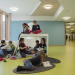 Lernatelier im Bildungszentrum Tor zur Welt