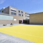 Sporthof im Bildungszentrum Tor zur Welt
