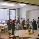 Klassenzimmer im Bildungszentrum Tor zur Welt