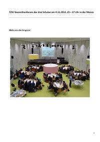 Vorschaubild Doku Gesamtkonferenz